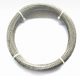 Strand tungsten wire
